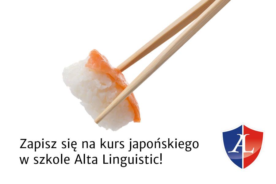 Kurs języka japońskiego